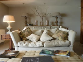 Bespoke Sofas and Footstool