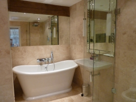 Bathroom design and fit