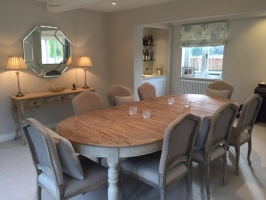 Dining Chairs & Blinds
