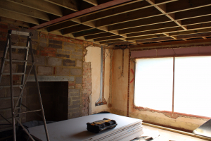 Remodelling living space