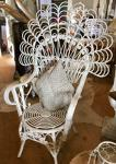 Focus on the Peacock Chair