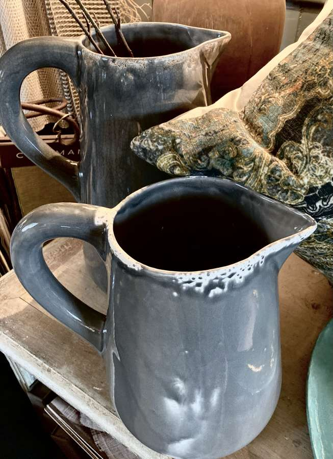 Large Ceramic Pitcher